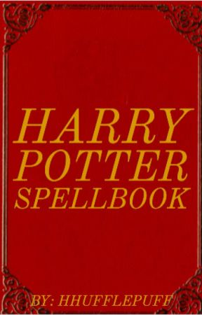 Harry Potter Spell Book by HHufflepuff