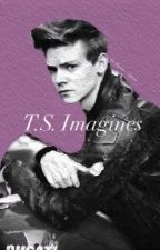 Thomas Sangster Imagines by Harley---Quinn
