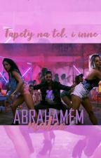Tapety z Abrahamem I AM [Zakończone ✔] by JustynaRadzik