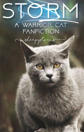 Storm (A Warrior Cat Fanfiction) by SheepyStorms