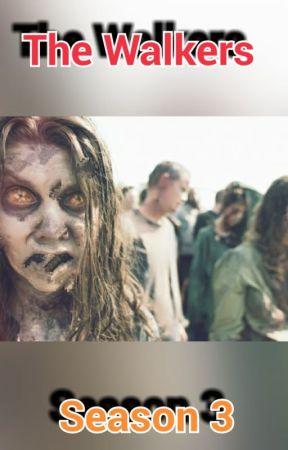 The Walkers Temporada 3 by agustinsaldivaromana