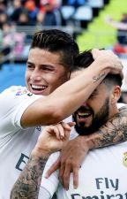 I love you(James Rodriguez/Isco Alarcon Fanfiction) by MadridistaForever25
