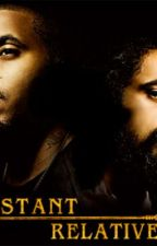 nas and damian marley patience by JusticeOsiris