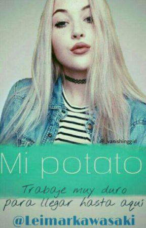 Joel Pimentel ( mi potato) by Leimarkawasaki