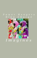 Dino charge //Imagines// by Riley_Griffin394