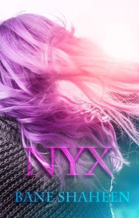 Nyx 💙 by SparklesMG