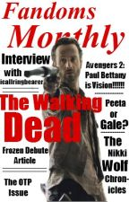 Fandoms Monthly: February (The Walking Dead) by Fandoms_Monthly