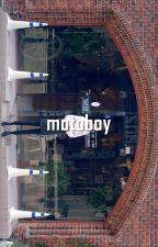 motoboy • stydia version by mieczyslydia