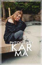Karma;; aaron carpenter ♡ by phtografy