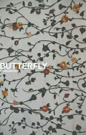 butterfly → chris halliwell  by -widdendream