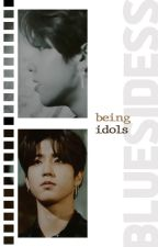 being idols • vkook by bluesidess