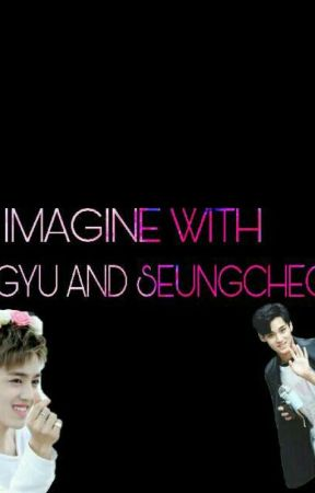 IMAGINE WITH MINGYU  by kimstarswan