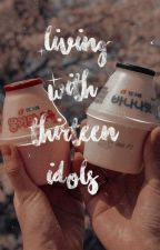 Living With 13 IDOLS.(seventeen ff.) by seventeenmingmeow