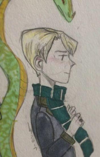 Draco Malfoy x male reader: unexpected - kristalkid - Wattpad