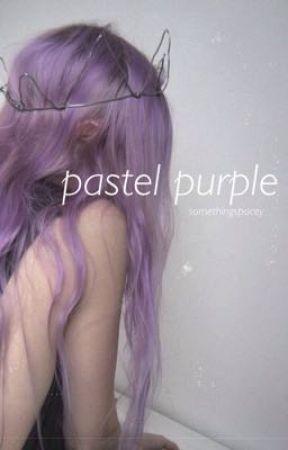 Pastel Purple by somethingspacey