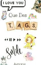 Que Des Tags  by Aymane2609
