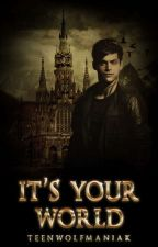 It's Your World • Alec Lightwood [WOLNO PISANE] by jagooodkaaa