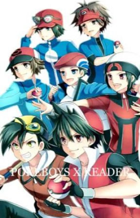 POKÉBOYS X READER - Childhood Jealousy (Jealous! Red x Reader) - Wattpad
