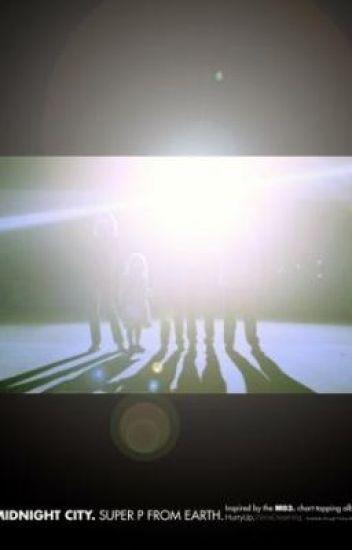 Midnight City (Entry to Watty 2012)