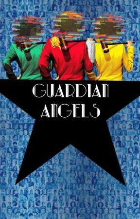 Guardian Angels by JayTunezGirl