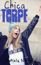 Chica Torpe by danielanoriega_