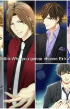 Kbtbb-Who you gonna choose Erika? by SheiraMegumi