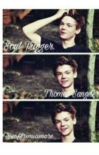 Soul Trigger. |Thomas Sangster| by soffrimiamore