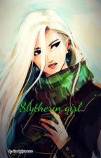 Slytherin girl by Carrie-Chambers