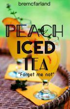 Peach Iced Tea by bremcfarland