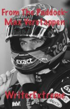 From the Paddock- Max Verstappen  by WriterExtreme