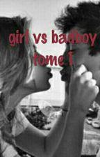 Girl vs badboy  by Ambreevi
