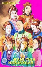 Kaki Tiga Menjangan (Duke Of Mount Deer / Lu Ding Ji) - Chin Yung by JadeLiong