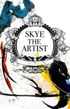 Skye the Artist    by Flixir