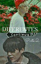Diferentes Tem. 2 by NamJiny_Army