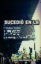 Sucedió en la Walker Stalker by MaryHalfaminute