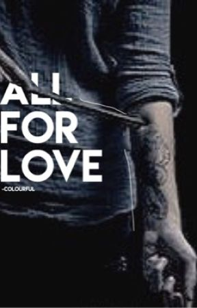 ALL FOR LOVE  ► H.POTTER by -colourful