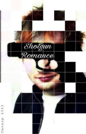 Shotgun Romance (Ed Sheeran x reader Watchtower universe) by Catnip1313