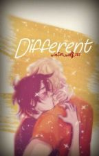 Different (Solangelo Fanfiction) by ancient-mango