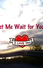 Let me wait for you by fairytaleme