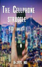 The cellphone struggle [BTS smut] by Nancyy_XX