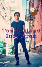 Tom Holland Instagram  by cierraedwards34