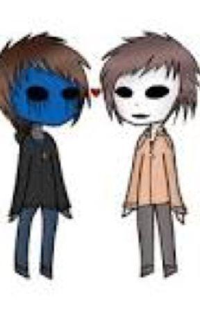 Masky x Eyeless Jack  by MaskyDaGreat