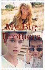 My Big Brothers (Collins key FANFIC) by kat1234117