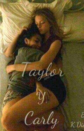 Taylor & Carly by KarlDiaz20