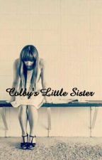 Colby's little sister  by allygolbrock4817