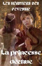 Les héritiers des Pevensie - La princesse déchue by Miyuory