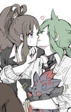Awakened Emotions (Ferriswheelshipping) (N x White/Touko/Hilda) by eremika0000