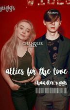 Allies For The Love || Chandler Riggs. by IallyRiggs_