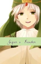 Ja'far x Reader (Oneshot Book) by harmlessassassin