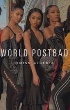 WORLD POSTBAD.💛 by miss_algeria